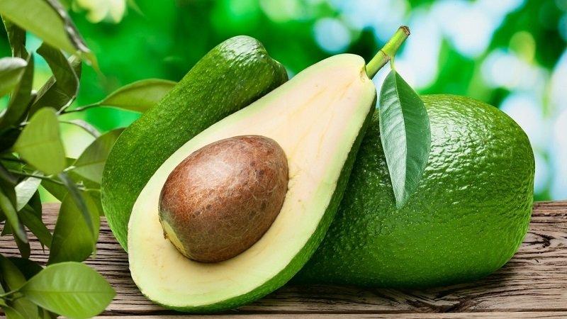 авокадо для памяти