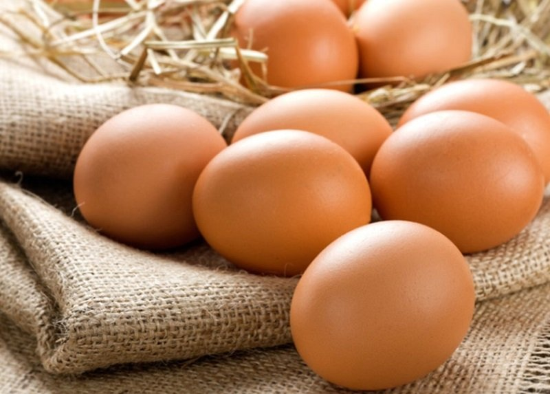 куриные яйца для памяти