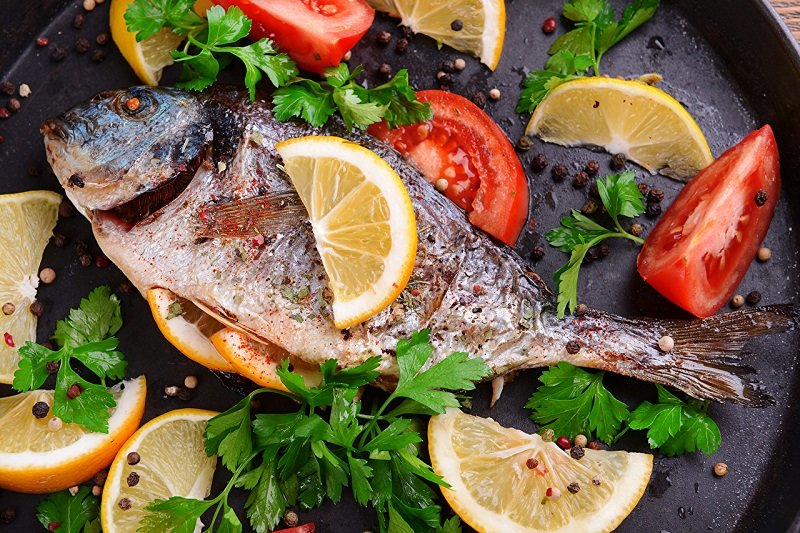 рыба для памяти