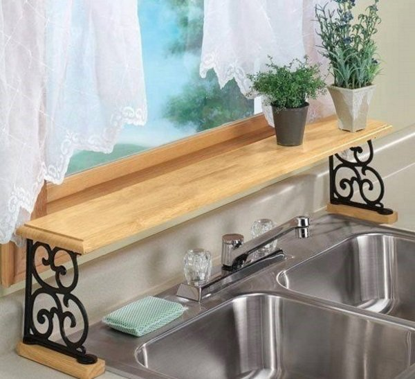 полочки для кухни