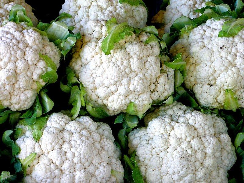 ako pripraviť karfiol