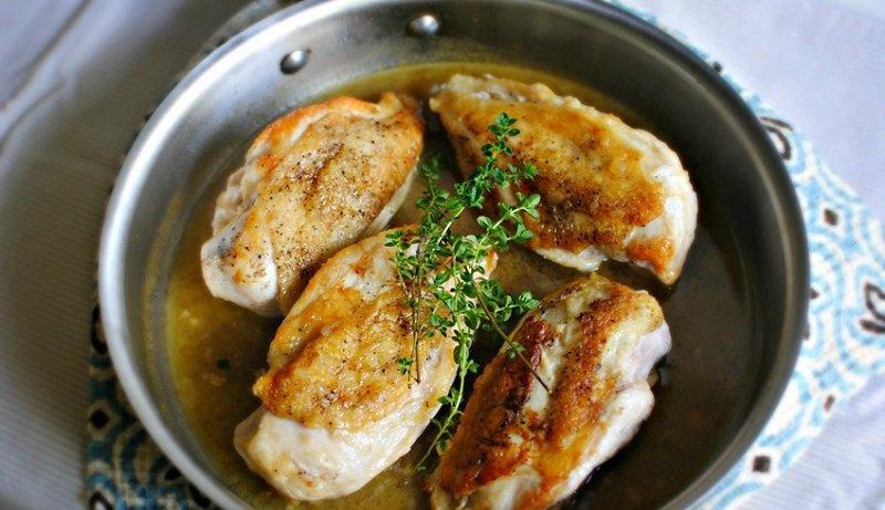 куриное филе запеченное