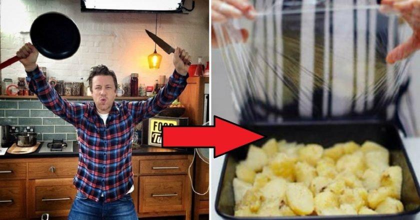 как вкусно запечь картофель