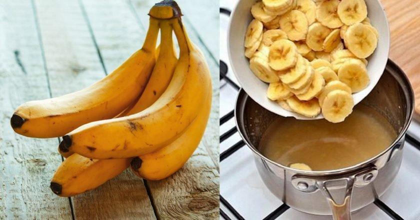 бананы для восстановления сил