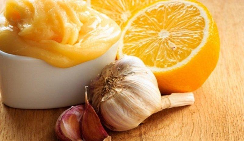 мёд и лимон фото