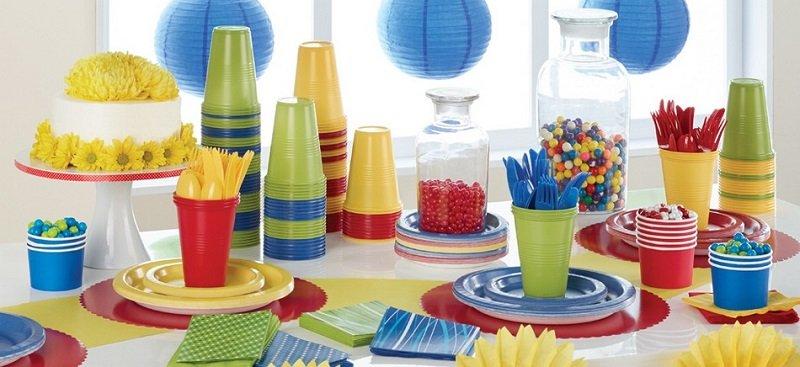 опасность пластиковой посуды