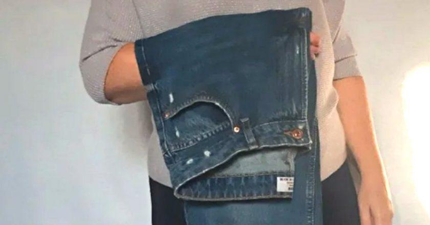 как выбрать джинсы без примерки