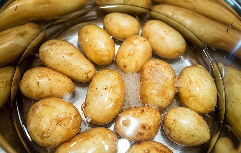 как выбрать вкусный картофель