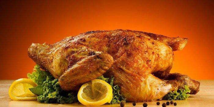 подделка домашней курицы