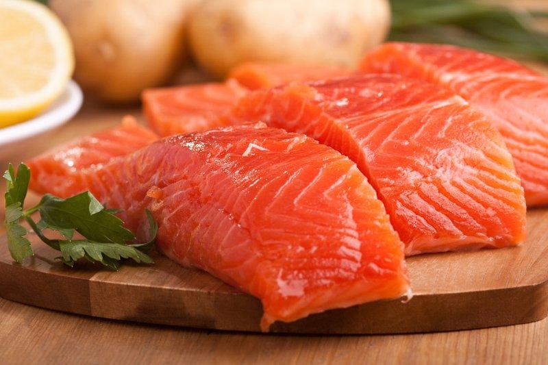 Как выбрать лосося