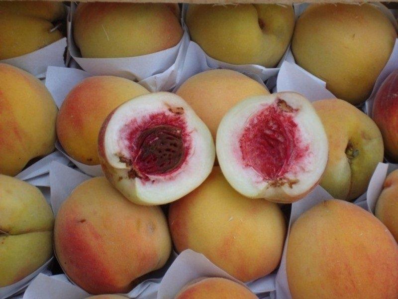 как выбрать персик