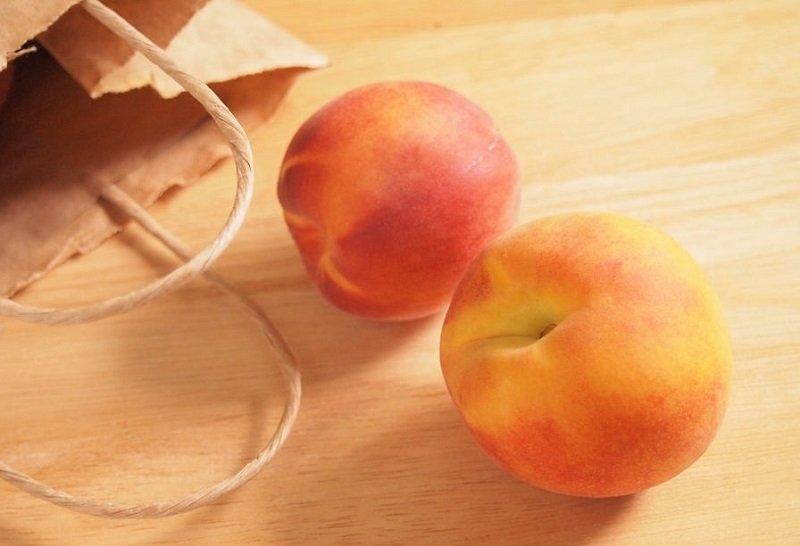 выбор персика