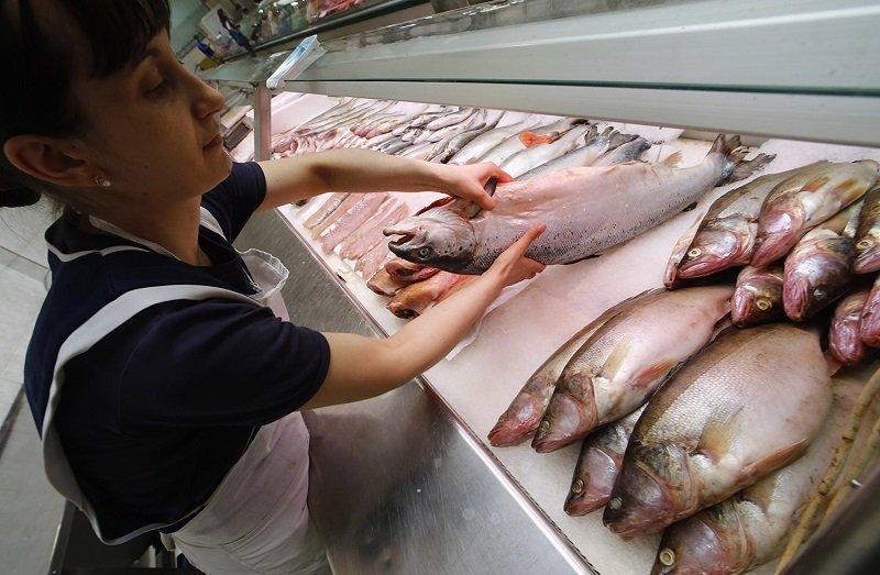 как выбрать красную рыбу с икрой