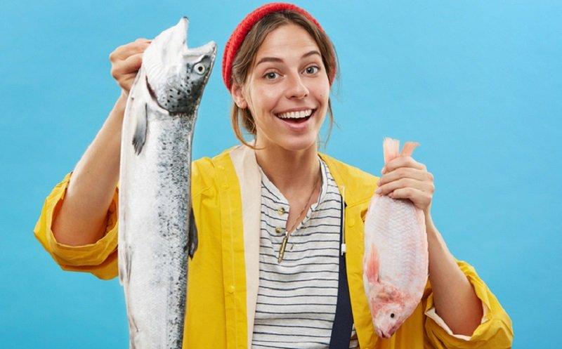 выбрать рыбу фото