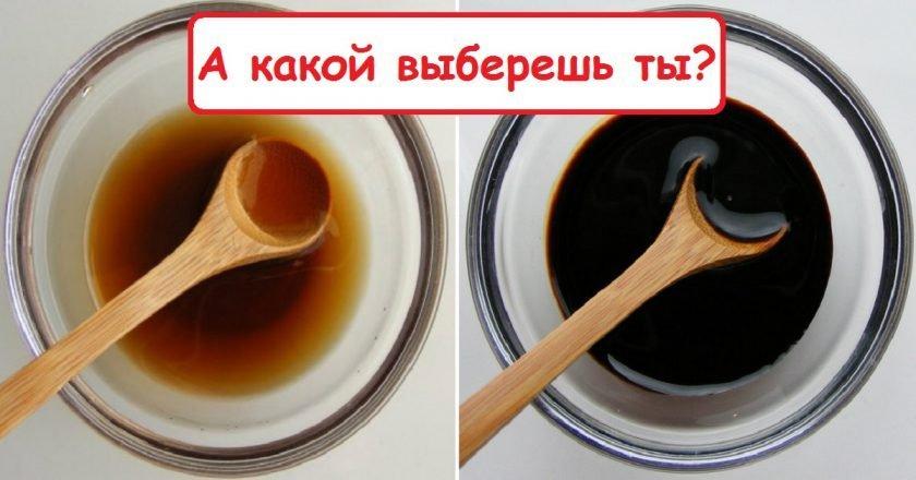 как выбрать соевый соус