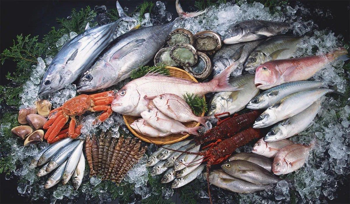 сорта рыбы