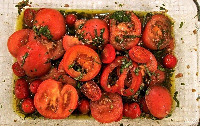 томатный маринад для мяса