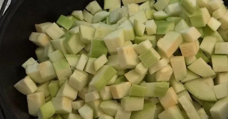 как правильно замораживать овощи