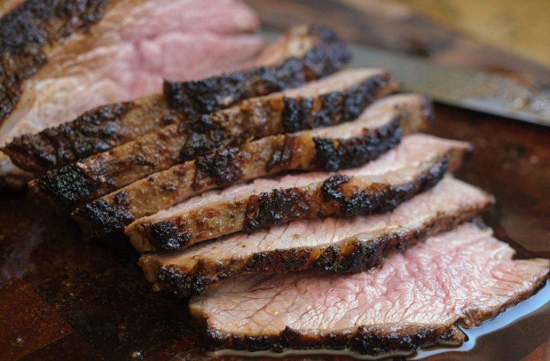 как запекать мясо