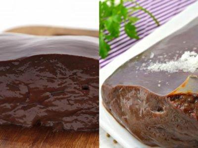 Как жарить говяжью печень