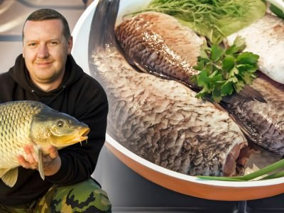 Как жарить речную рыбу на сковороде