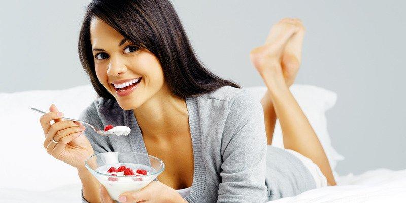 диетические кисломолочные продукты