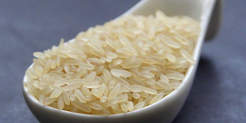 сколько есть риса