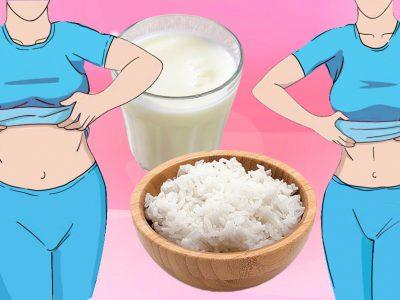 Кефирно-рисовая диета
