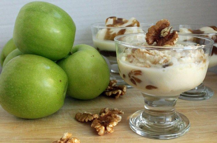 Dieta z kwaśnego mleka, owoce w diecie
