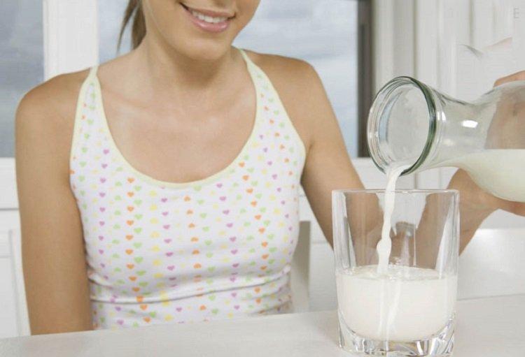 Dieta z sfermentowanego mleka, skuteczność