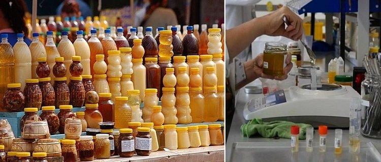 как  отличить натуральный мёд от поддельного