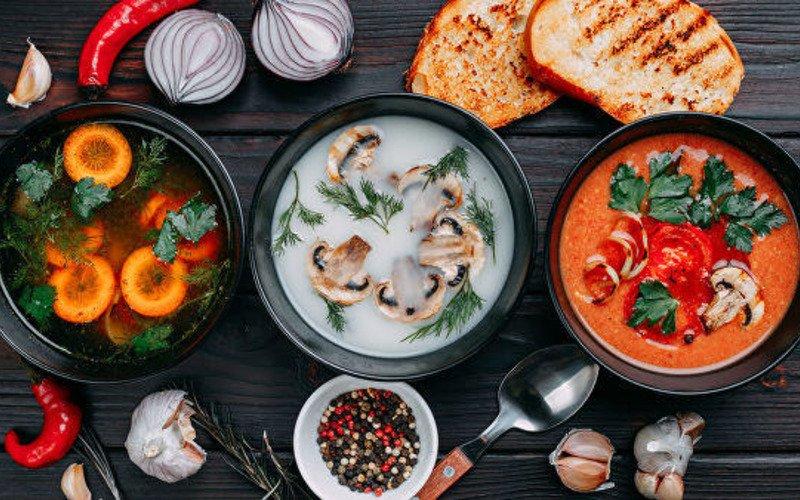 классические супы