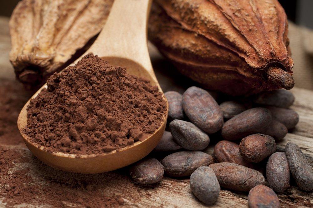 польза кофе с какао