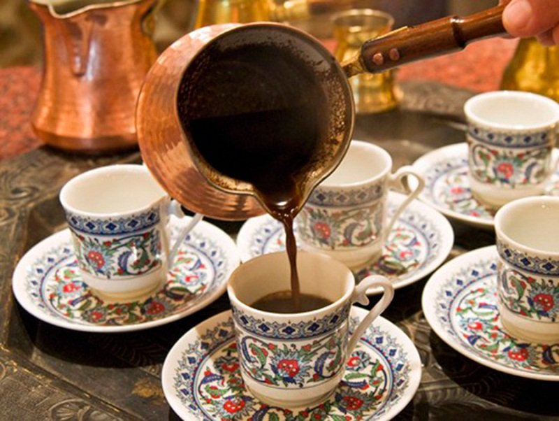 кофе с кардамоном польза