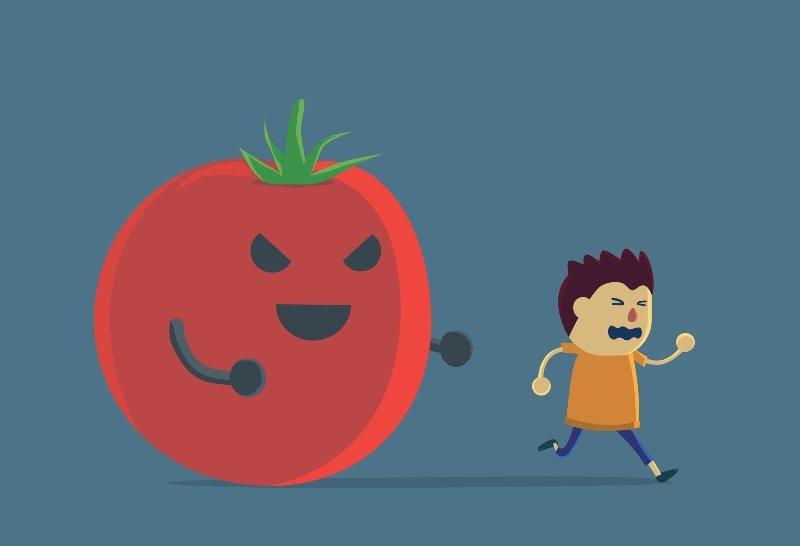 вред помидоров с огурцами