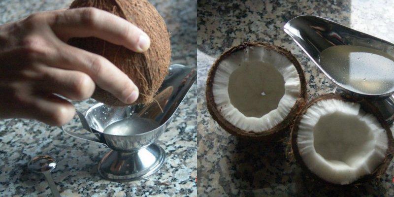 кокосовое молоко в домашних условиях
