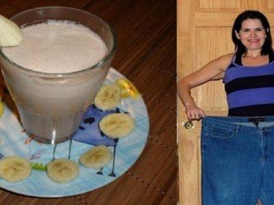 Коктейль для похудения