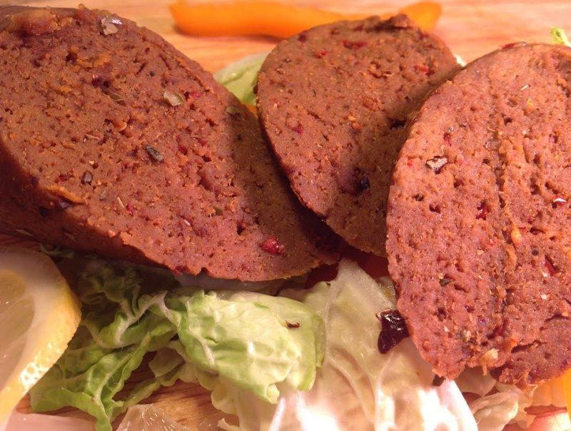 домашняя колбаса без мяса