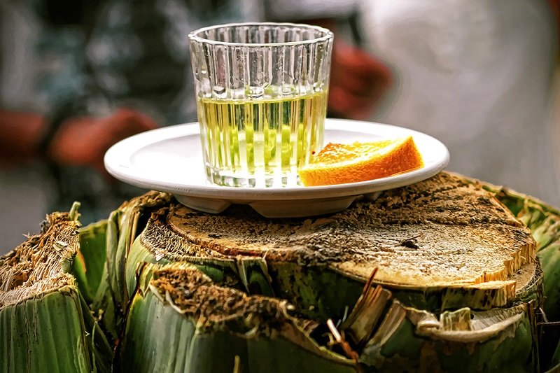 мескаль напиток