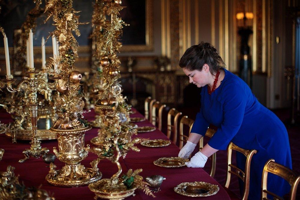 королевская столовая