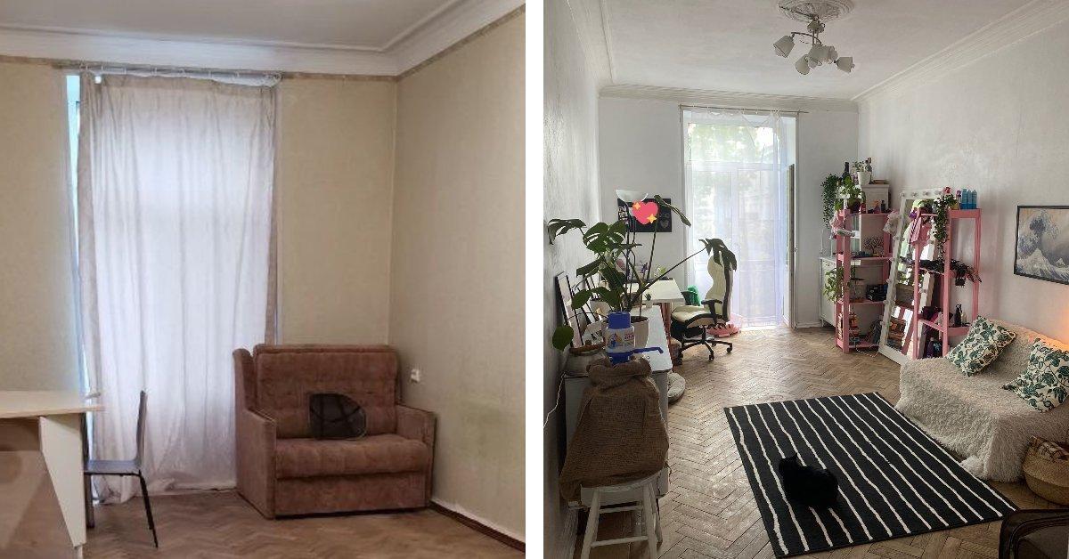 19 умельцев, которые решились на косметический ремонт квартиры и не прогадали