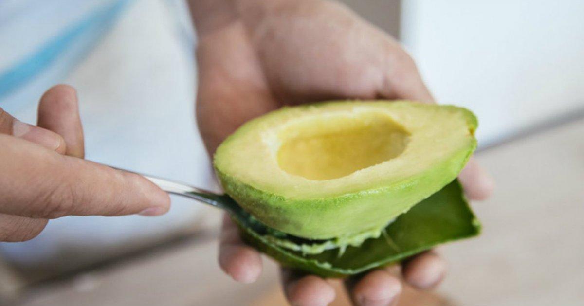 кожура авокадо