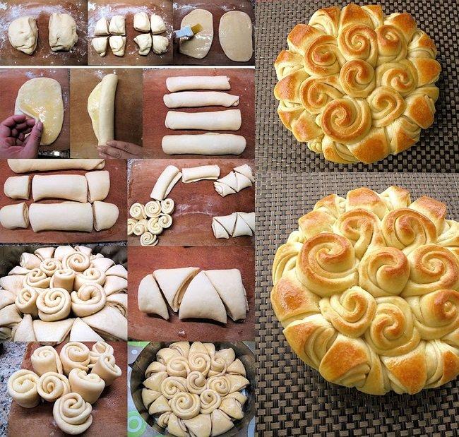 Как красиво сделать пироги с