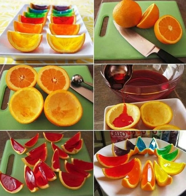 фруктовое желе