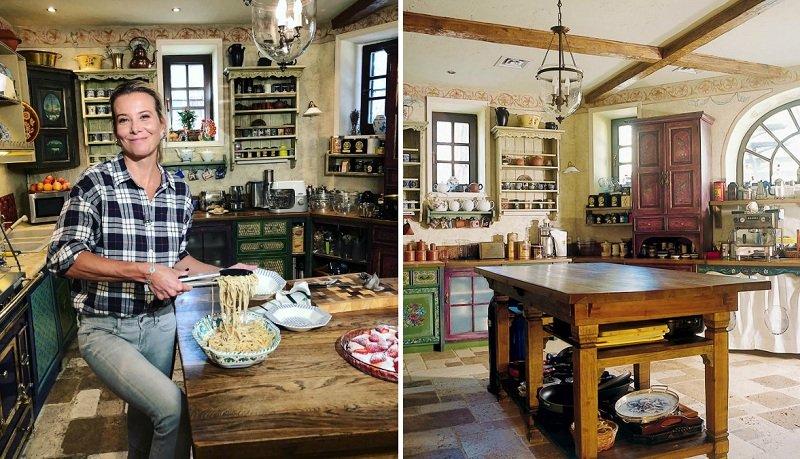 россии культивируется кухня как у юлии высоцкой фото место