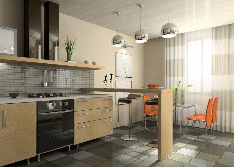 фен шуй на кухне