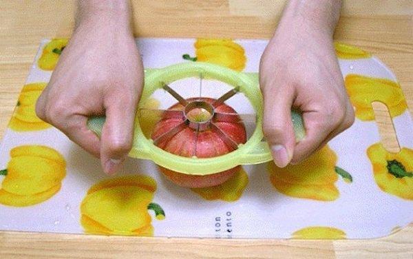 нож для яблок