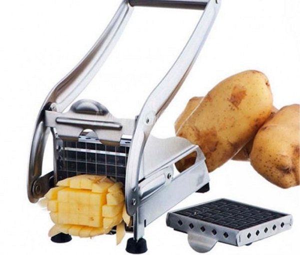 нож для картофеля фри