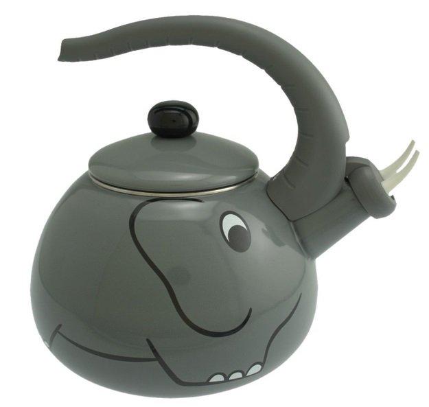 чайник-слон фото