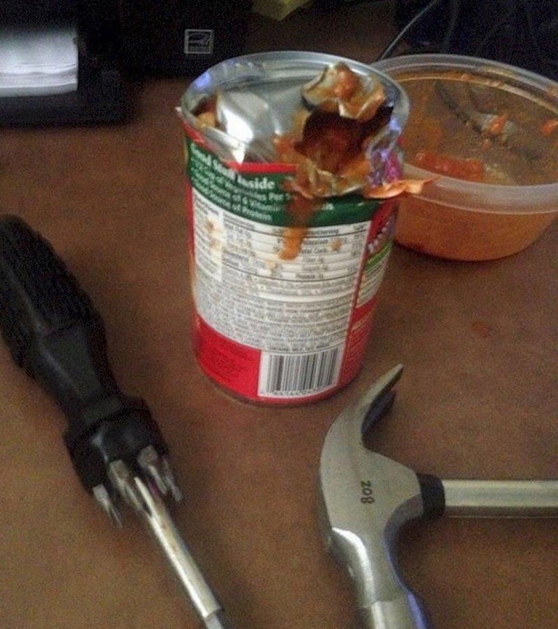 кулинарные катастрофы